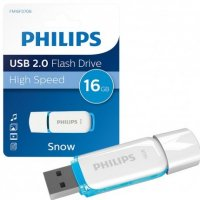 USB 16GB Flash памет PHILIPS Snow/ нова