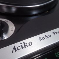 Aciko Radio Phonocorder ACRT-900S / 1975