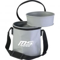 Мека кофа за захранка 11+3л. - MS-RANGE Bait Bowl M