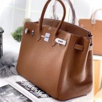 Hermes Birkin 35 Brown