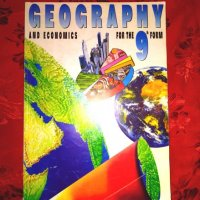 GEOGRAPHY and Economics for the 9 th form-Румен Пенин