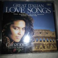 Best of Italian love Songs,  CD