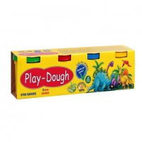 Пластилин Play-Dough, 4 цвята