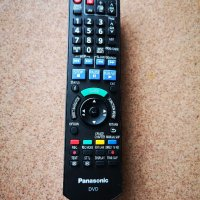 Panasonic N2QAYB000336 Original Remote Control for DVD/HDD Recorder