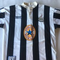 Екип Давид Жинола - Newcastle United