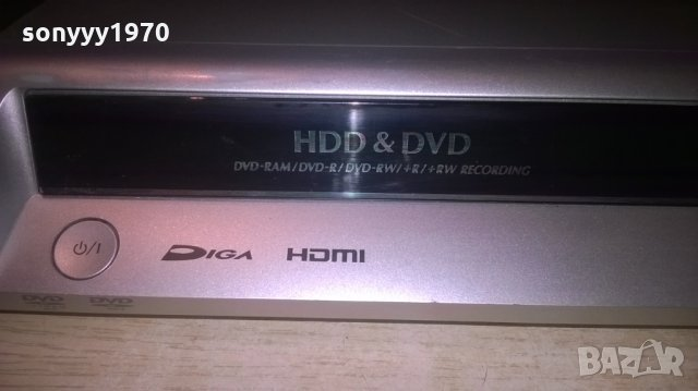 PANASONIC DMR-EH65 HDD/DVD/HDMI RECORDER, снимка 13