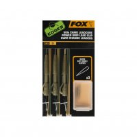 Готов монтаж FOX Camo Leadcore Power Grip Lead Clip Kwik Change Leaders
