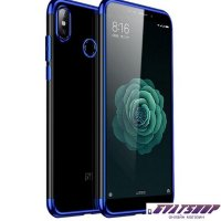 XIAOMI Redmi NOTE 8 PRO Forcell ELECTRO ТПУ Кейс-Син