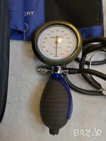 Апарат за измерване на кръвно налягане Microlife в Уреди..
