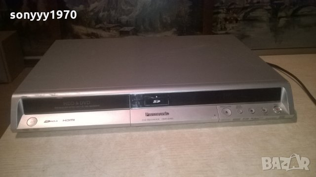 PANASONIC DMR-EH65 HDD/DVD/HDMI RECORDER, снимка 12
