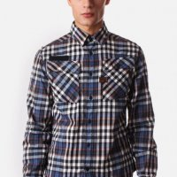 G-Star Raw Aero Phantom Men's Check Shirt - страхотна мъжка риза