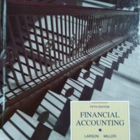 Financial accounting Fifth Edition Kermit Larson, Paul Miller  1992 г.