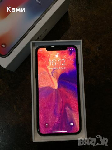 Iphone X space grey 64gb, снимка 1