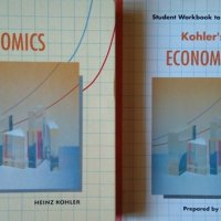 Economics / Student Workbook to Accompany Kohler's Economics Prepared by Heinz Kohler Heinz Kohler