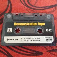 Sanyo demonstration tape C-12