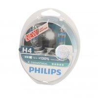 PHILIPS H4 X-tremeVision 130% 12V халогенни крушки