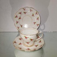 Трио Roslyn Fine Bone China. 1958-63г.