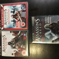 Игри за PS3 Assassin's Creed: Brotherhood, Revelations, 2