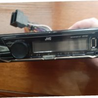 jvc car mp3 player with usb