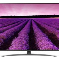 "LG 49SM8200PLA 49"" SUPER UHD TV, DVB-T2/C/S2, Quad Core Processor, Nano Cell, 4K Active HDR DTS Vir"