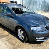 Skoda Octavia  1.2 TSI, 110 ph, 6sp, engine CYVB, 2015g., 51 000 km, Шкода Октавия 1.2 ТСИ, 110 кс.,