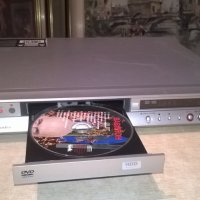 pioneer dvr-520h-s dvd & hdd made in uk-внос швеция