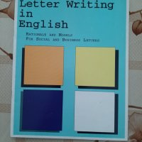 Letter writing in English - Anna Maria Malkoc