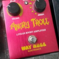 Linear boost amplifier