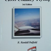 Cross-country flying (TAB practical flying series) R. Randall Padfield  1991 г.