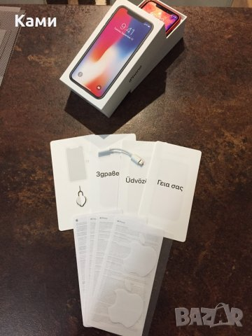 Iphone X space grey 64gb, снимка 12