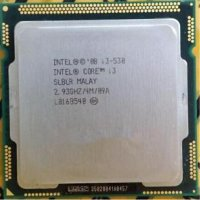 Intel Core i3-530 Processor 4M Cache, 2.93 GHz LGA 1156