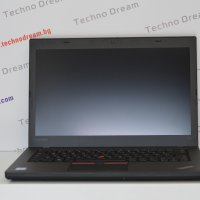 Лаптоп Lenovo ThinkPad T460 - Intel® Core™ i5-6300U / (1920x1080) IPS / 8GB RAM DDR3 / 240GB SSD /
