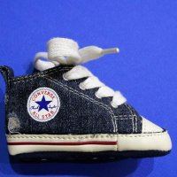 Converse Chuck Taylor First Star Baby DMN Shoes Спортни Кецки Номер 17