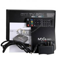 TV Box MXQ Pro Android 8.1 4K 3D